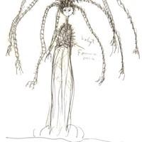 mère araignée
