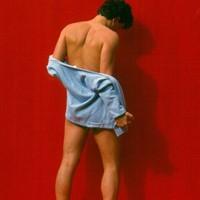 David et le cardigan pression, galerie Agnes B, photo n°3, 1986