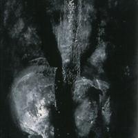 encre, pastel gras sur papier, 1989 1