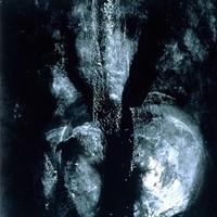 bonne femme, encre et huile n°2, 45x65cm, 1989