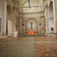 Choeurs, exposition au grand couvent de Cavaillon, vue 1
