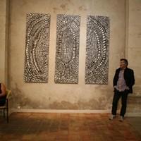 Choeurs, exposition au grand couvent de Cavaillon, vue 3