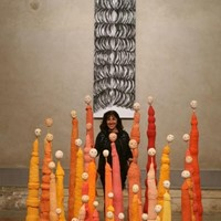 Choeurs, exposition au grand couvent de Cavaillon, vue 6