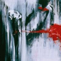 acrylique sur toile n°2, 50 F, 1978