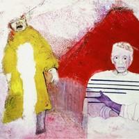 acrylique sur toile n°3, 60F, 1979