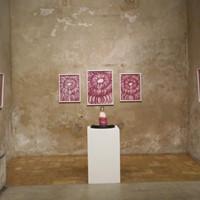 Choeurs, exposition au grand couvent de Cavaillon, vue 2