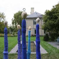 installation de sculptures, vue n°5