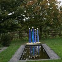 installation de sculptures, vue n°1