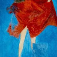 huile sur toile n°2, 70 F, 1982