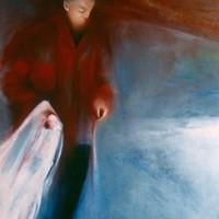 huile sur toile 6,David, 130x97cm, 1984