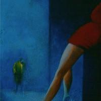 huile sur toile n°3, 60 F, 1982